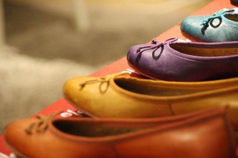 Modne obuwie damskie