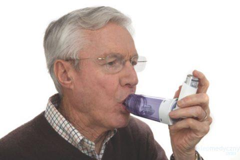 Wypróbuj komorę inhalacyjną philips