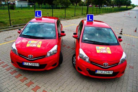 Ośrodek Doskonalenia Kierowców w Bytomiu
