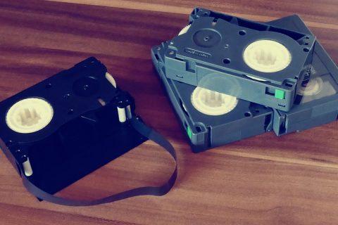 Przegrywanie kaset VHS na nowoczesne nośniki