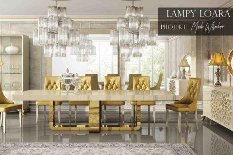 Klasyczne lampy podłogowe
