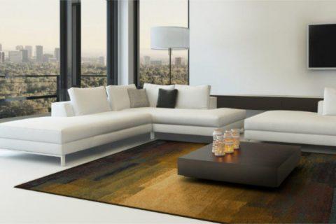 Rola dywanu w salonie