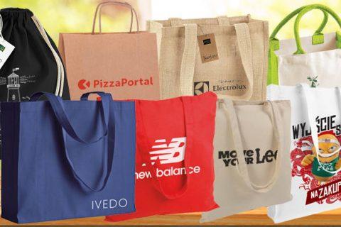Bawełniane torby coraz bardziej popularne